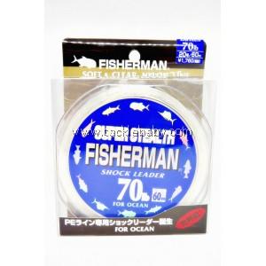 Line  Fisherman Super Stealth Shock Leader 70LB