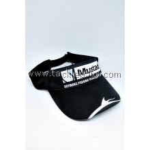 Apparel Mustad Visor Cap Black