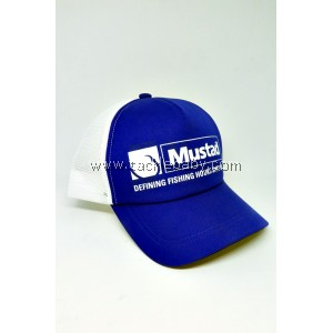 Apparel Mustad Trucker Cap Blue