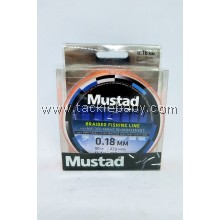Braided Line Mustad Thor 250m Hot Orange 30LB