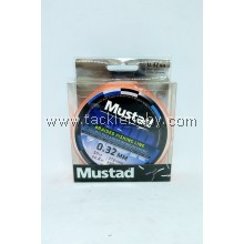 Braided Line Mustad Thor 250m Hot Orange 50LB