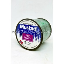 Line Mustad ProSelect 1/4lb Green 15LB