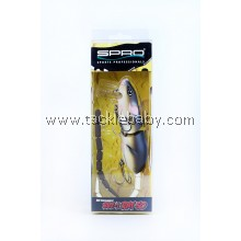 Lure SPRO BBZ-1 RAT50 5inch 2.1-4oz Brown
