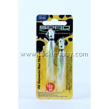 Lure SPRO Phat Fly Jig 1.8oz Chartreuse Ghost