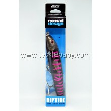 Lure Nomad Riptide Float 200mm 90g BPMackerel