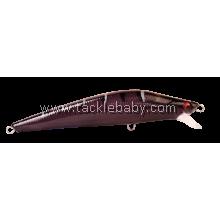 Zerek Barra-X Pro 100 Floating Minnow - Mud Gudgeon