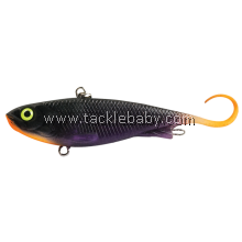 Zerek FishTrap 95mm - Black Jack