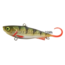Zerek FishTrap 95mm - Redfin