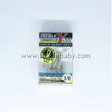 Decoy Treble Hook Y-S81 Sz1-0