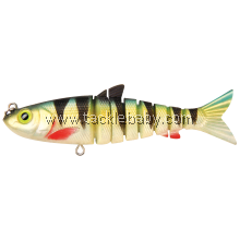 Zerek Live Mullet 3.5 18g - Redfin (UV)