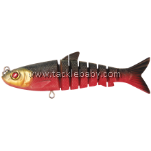 Zerek Live Mullet 4.5 23g - Red Devil