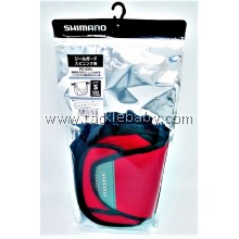 Storage  Shimano Reel Bag Spinning PC-031L-S  Red